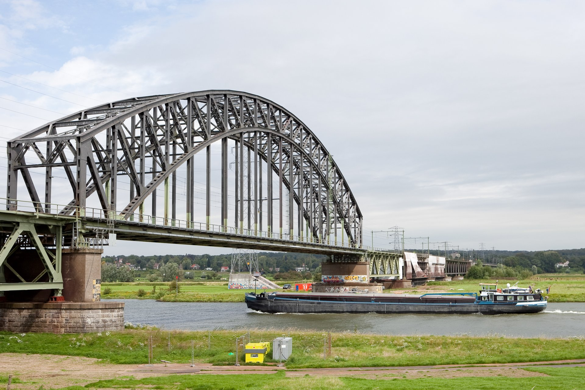 rijnbrug oosterbeek prorail