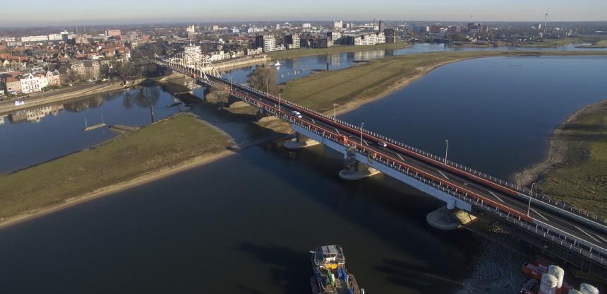 Van der Ende Wilhelminabrug Deventer